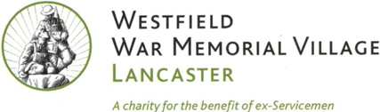 Westfield War Memorial Village Lancaster Logo