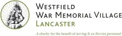 Westfield War Memorial Village Lancaster Logo